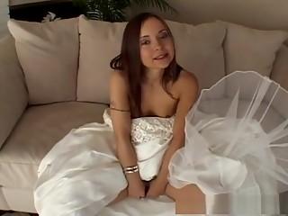 Horny pornstar Jersey Jaxin in best facial, brunette porn movie