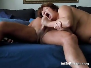 aged mom is eager for cock