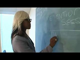 Big Black Booty Teacher Ms.loliPop
