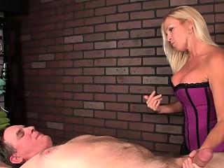 Faketit masseuse cum controlling her patient