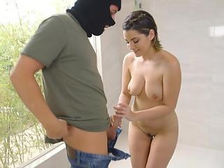 Banging the burglar