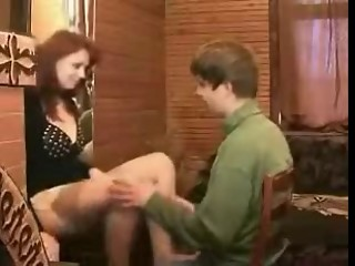 Horny amateur mature mother fucked