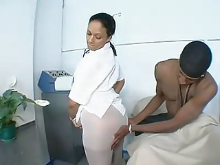 Mya Gee big bubble butt 's Nurse...F70