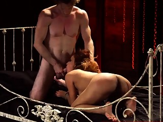 Extreme granny anal toy Her sexual abjection resumes as he t