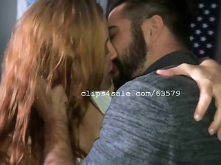 Casey and Aaron Kissing Part2 Video2