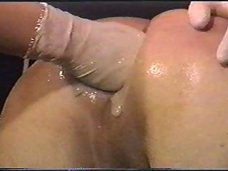 Femdom anal fisting collection