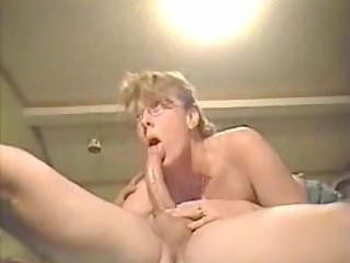 Housewifes Blowjob - Mouthfull