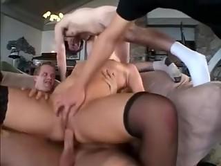Fabulous pornstar Lauren Phoenix in best pornstars, bukkake sex clip