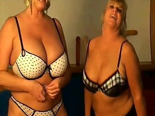 Hottest Grannies, BBW adult movie