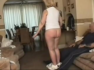 Naked dancing in 2001