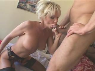 Hot Mature Blonde Cougar Cara Lott