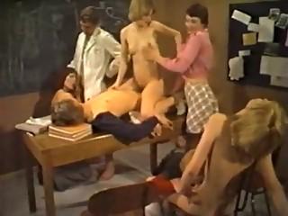 Amazing Vintage, Group Sex xxx movie