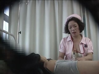 MILF Nurse censored +