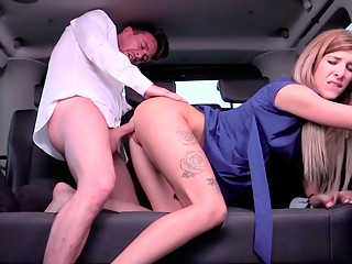 Czech backseat boning