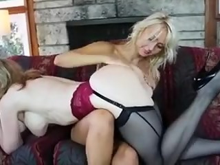 Fabulous Spanking, Blonde sex video