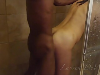 Lauren DeWynter bangs her son's friend (short version)