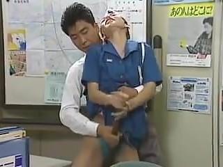 policewoman hot panty