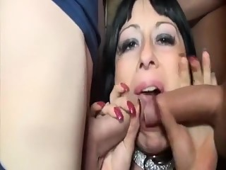 Exotic Group Sex, Shaved sex movie