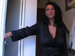 Spying aunt