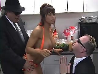 Exotic pornstar in crazy straight xxx clip