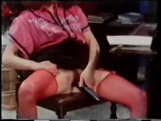 Classic Vintage Retro - Patricia Rhomberg Clip - Venus in Seide