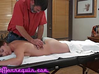 Neighbor's Sexy Wife Climaxes Riding Richard Nailder's Cock
