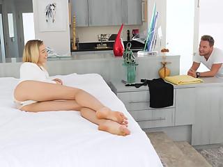 Intense anal play