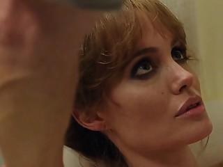 Angelina Jolie - By The Sea
