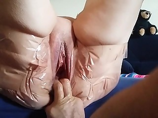 Pussy streching extrem