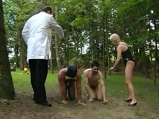 Exotic Pissing, BDSM adult scene