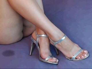 Heels and foot show