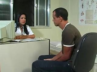 Brasil Doctor Fuck & Swallow