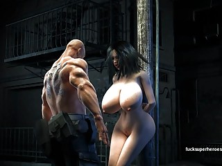 Big titties, tight pussy, bad guys, batman, cream pies - hell yeah