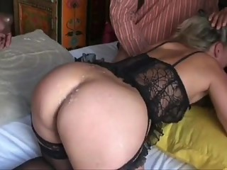 gangbang slut Lisa Sparrow #1
