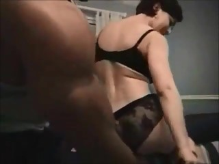 Amateur hot screaming wife interracial