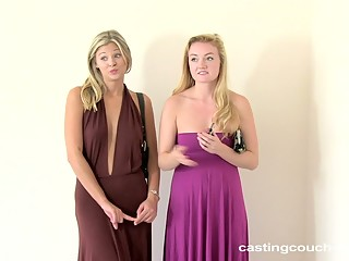 CastingCouch-HD - Charlotte And Adriana