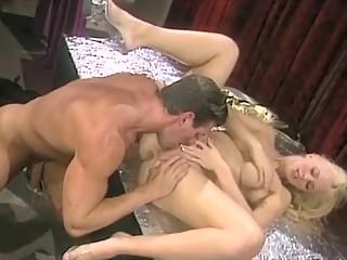 Hottest pornstar Hannah Harper in incredible blonde, masturbation porn scene