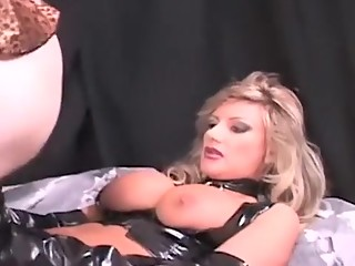 Fabulous homemade Blonde, Big Tits xxx scene