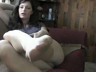 Amazing Foot Fetish porn video