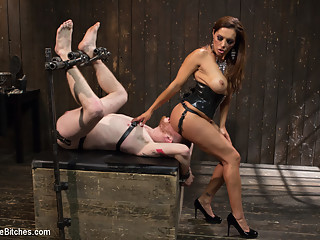 Francesca Le & Sebastian Keys in You Smell Like A Bitch And Not The Good Kind. - DivineBitches