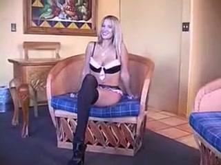 Hottest Lingerie, Fetish adult clip