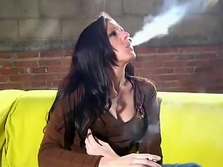 Hottest homemade Fetish, Smoking sex movie
