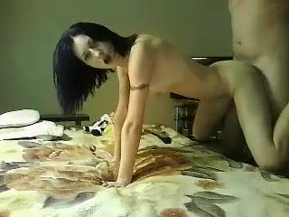 Crazy homemade Doggy Style, Couple porn video