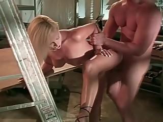 Hottest Public, Blonde xxx scene