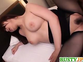 MILF Teacher Ramu Hoshino Gets All The Cock She Can Handle
