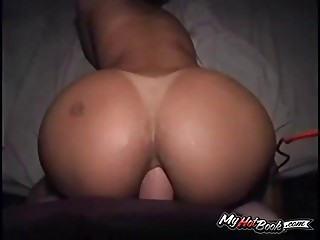 The best looking round ass ever getting anal fucking