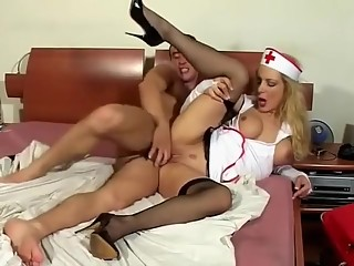 Horny Cunnilingus, Fetish sex video