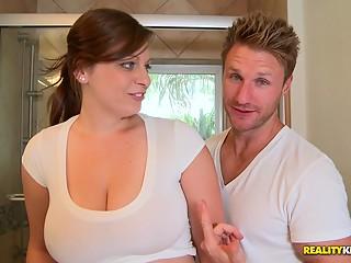 Bignaturals - Breast to chest
