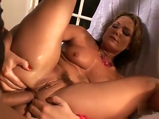 Incredible pornstar Flower Tucci in best anal, blonde xxx movie