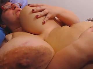 BBW Huge tits and Areolas